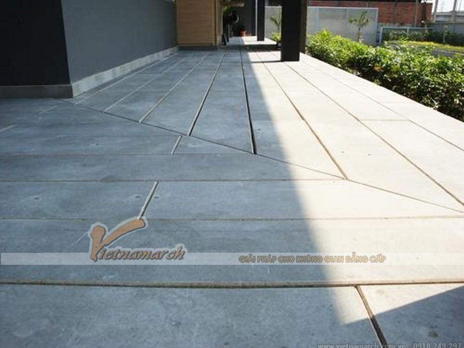 Mẫu tấm xi măng Smartboard làm sàn 06