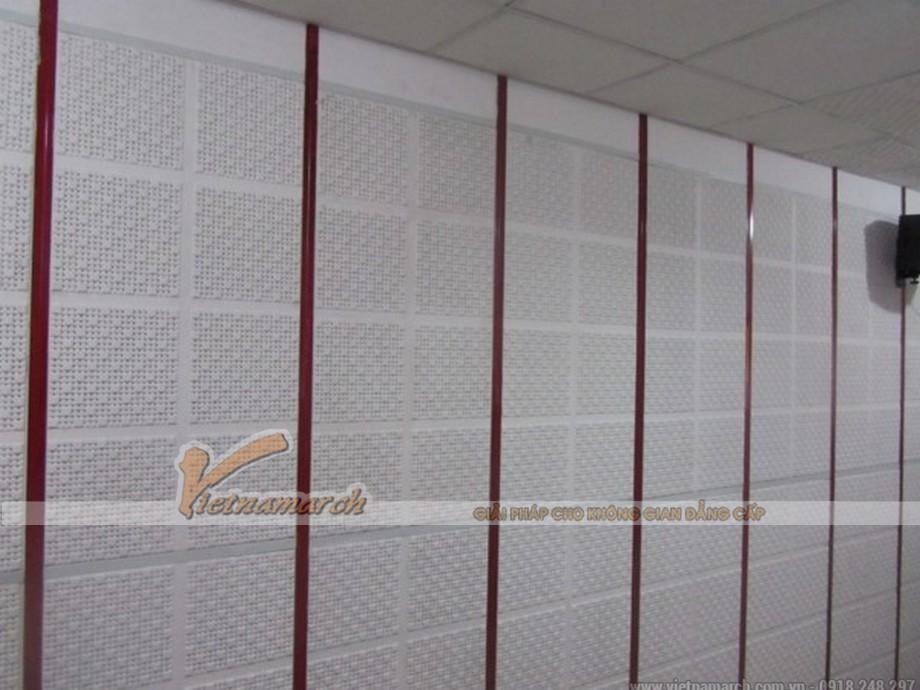Ứng dụng tấm xi măng UCO làm vách ngăn nội thất chịu nước