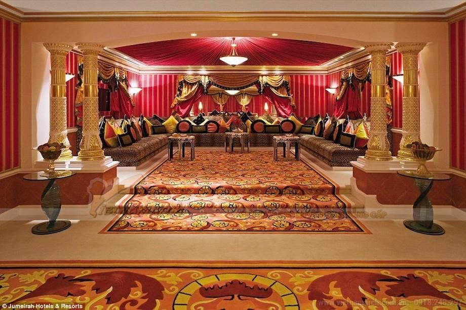 Căn phòng Royal Suite 24.000USD/đêm