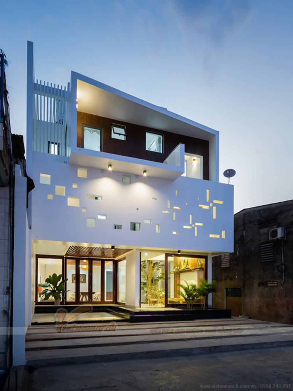 Thiết kế nhà đẹp, độc, lạ có 1-0-2 tại Đồng Nai