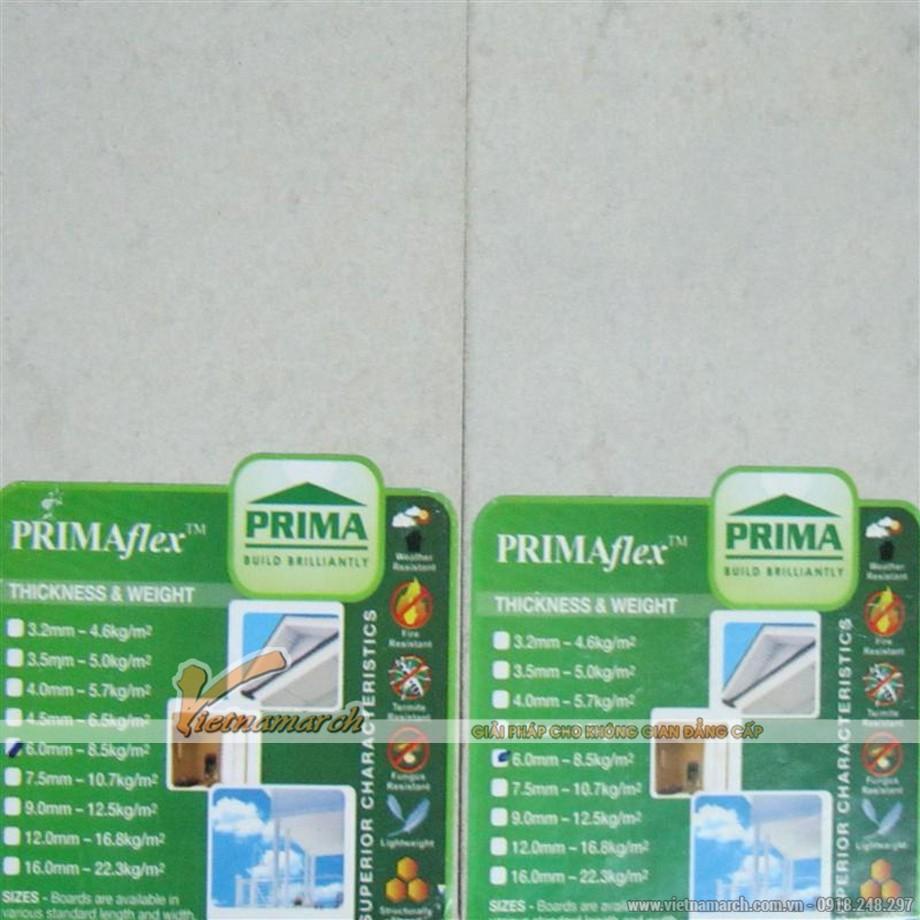 Tấm xi măng Prima làm vách ngăn nội thất chịu nước - 02