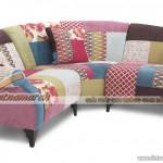 Mẫu ghế sofa góc Sợi Ramie (vải gai) đẹp rực rỡ cho mọi lứa tuổi – Mã: SVG-037