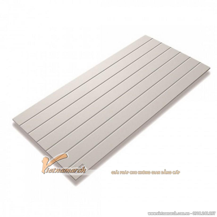 Tấm trần thả chịu nước Smartboard phủ PVC - 03