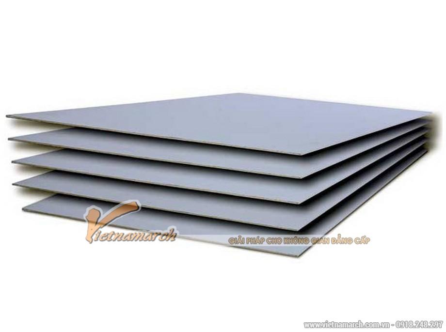 Tấm trần thả chịu nước Duraflex phủ PVC - 03