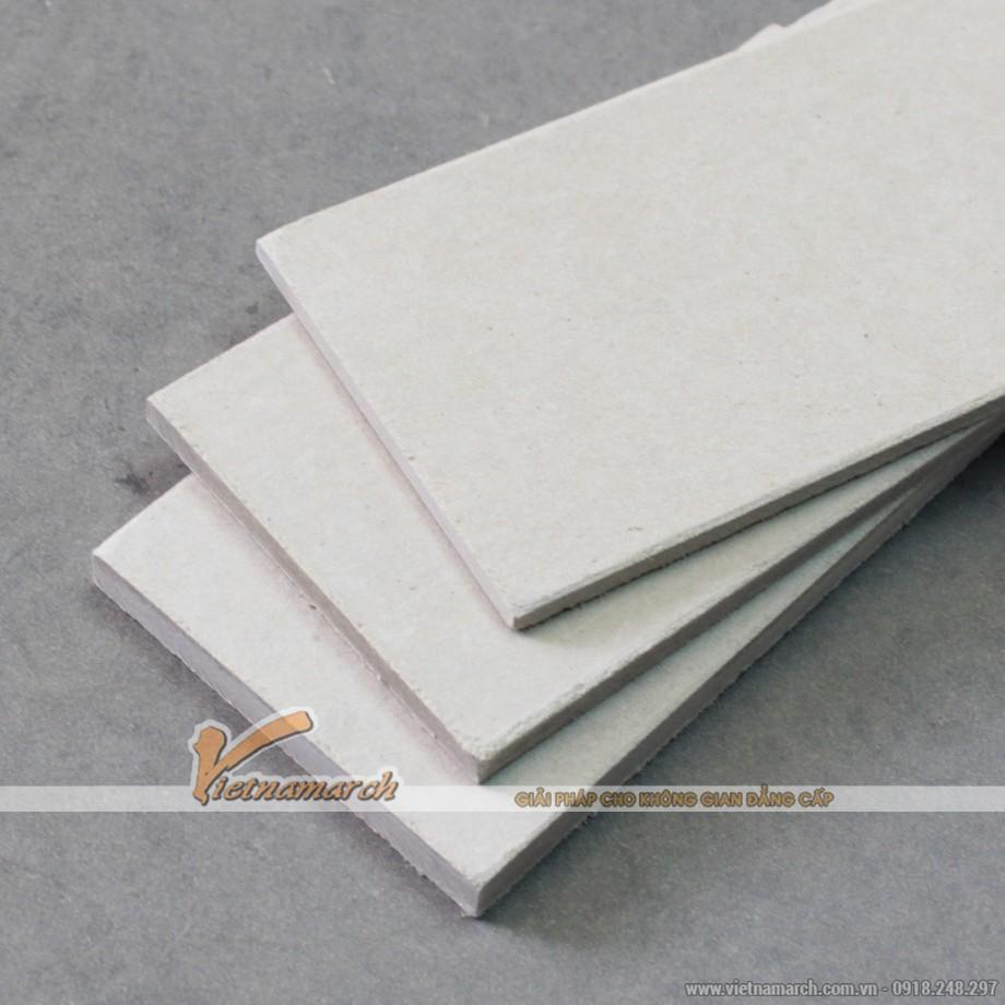 Tấm trần thả chịu nước Smartboard phủ PVC - 04
