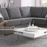 Mẫu ghế sofa góc vải nỉ êm ái cho người trung tuổi – Mã: SVG-053