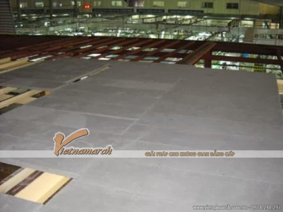 Tấm xi măng Villaboard làm lót sàn - 06