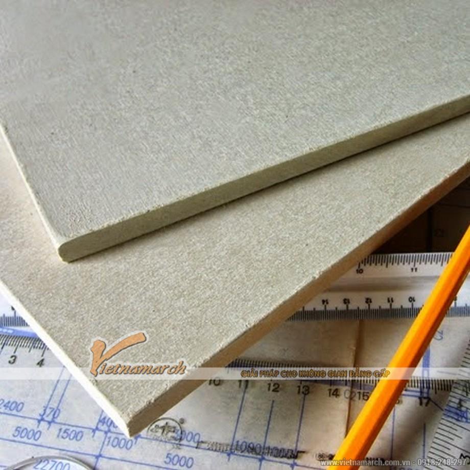 Tấm trần thả chịu nước Smartboard phủ PVC - 06