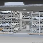 Hệ thống đỗ xe tự động kiểu Palet trượt – Giải pháp thông minh – Tận dụng tối đa diện tích – Mã: BPT-001