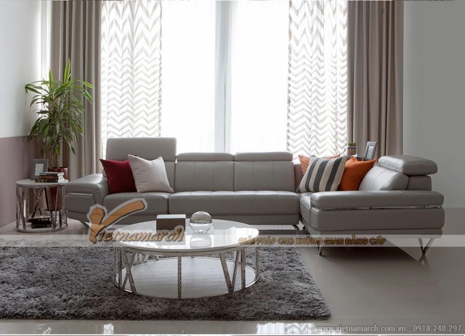Mẫu ghế sofa Vietnamarch tư vấn cho gia đình anh Kiên - 03