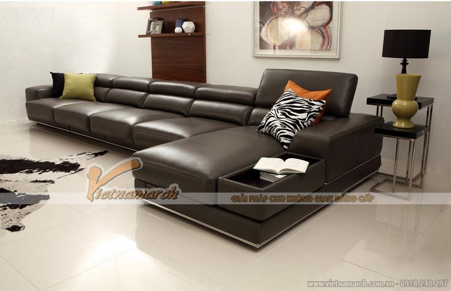 Mẫu sofa da văng cao cấp cho phòng khách sang trọng-04
