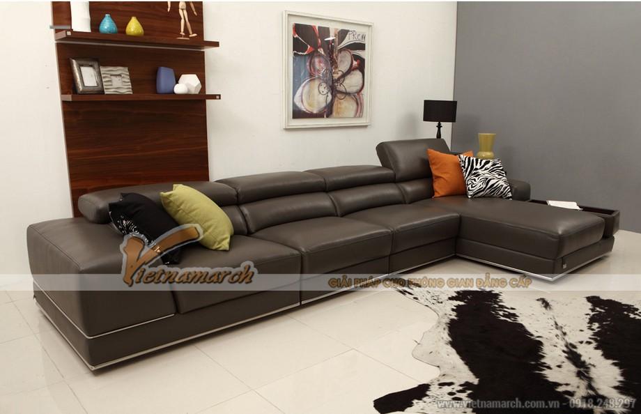 Ưu nhược điểm của một số chất liệu bọc ghế sofa phổ biến hiện nay - 01