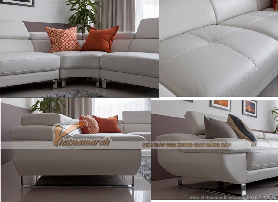 Mẫu sofa góc đẹp, màu sắc trẻ trung-05