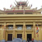 Khám phá bí mật lăng mộ lớn nhất Việt Nam của đại gia người Thái Bình