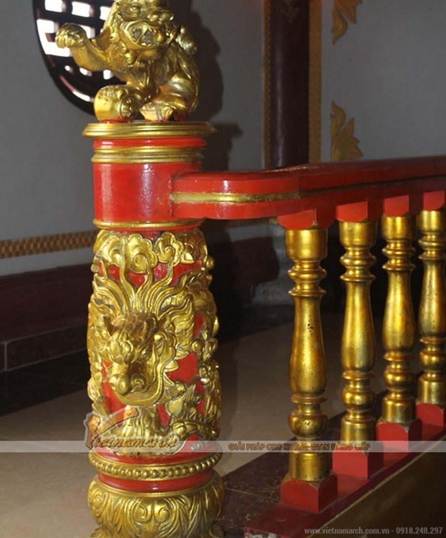 Khám phá điều đặc biệt bên trong lăng mộ lớn nhất Việt Nam - 03