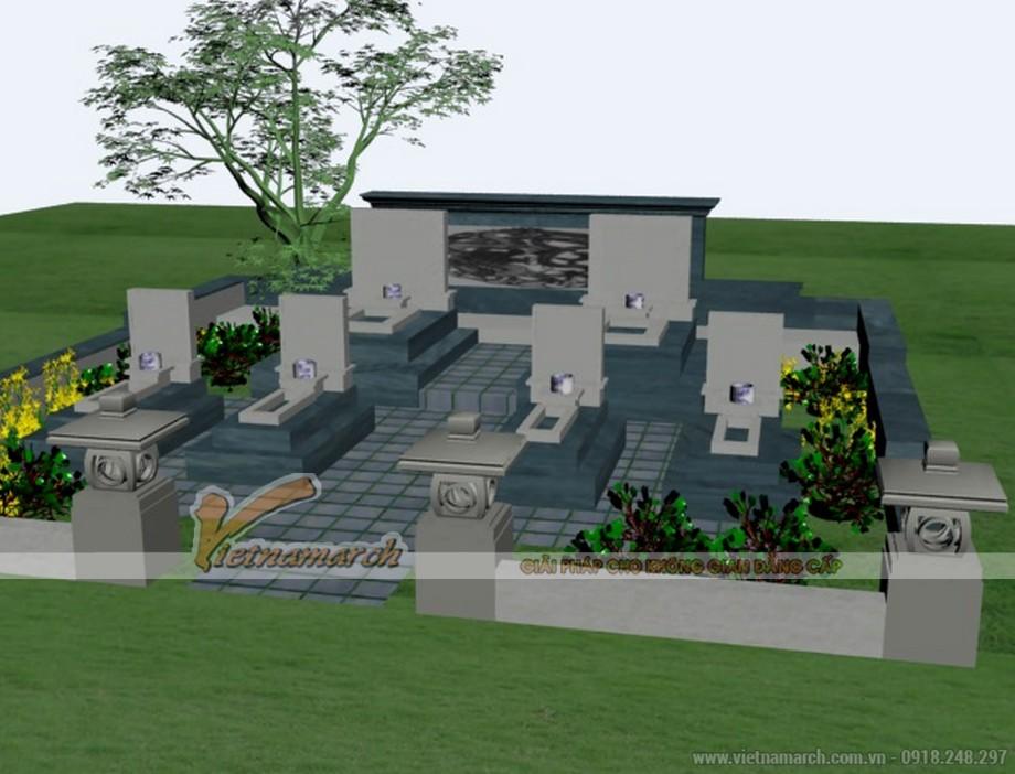 Chọn mạch đất để xây dựng khu lăng mộ
