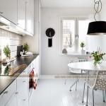 Tủ bếp cao cấp sự kết hợp giữa hiện đại và truyền thống dành cho Goldmark City