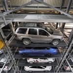 Tìm hiểu thiết kế bãi đỗ xe thông minh của người Hàn Quốc