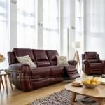 Mẫu ghế sofa văng mới nhất chất liệu da 3 chỗ ngồi sang trọng – Mã: SDV-086