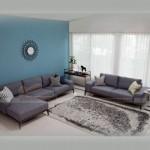 Ghế sofa gỗ bền đẹp, thiết kế trẻ trung hiện đại – Mã: SGV-002