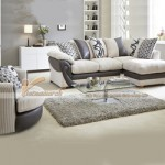 Mẫu ghế sofa góc cao cấp bọc vải sợi ramie – Mã: SVG-050