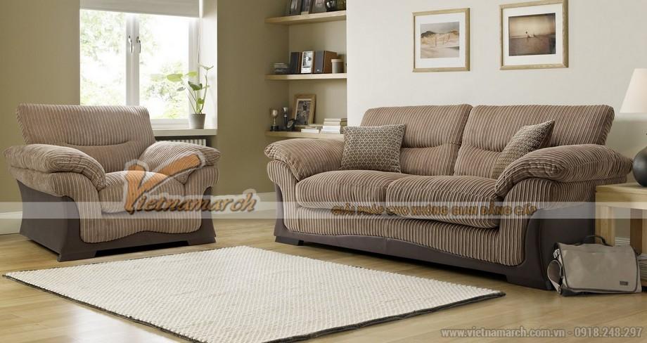 Ưu nhược điểm của một số chất liệu bọc ghế sofa phổ biến hiện nay - 07