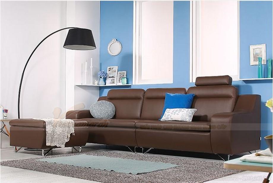 Chọn màu sắc ghế sofa phòng khách cho người mệnh Kim - 05