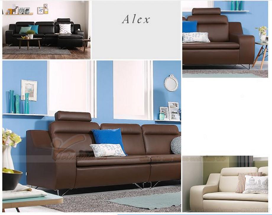 Nhiều màu sắc lựa chọn cho phù hợp với ngôi nhà của bạn