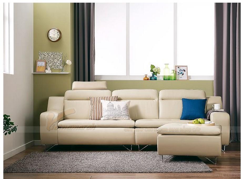 Bộ ghế sofa SDV - 0024 với kiểu sáng sang chảnh mang nét cổ điển