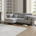Mẫu ghế sofa góc bọc vải nhập khẩu Thái Lan- Mã: SVG-048