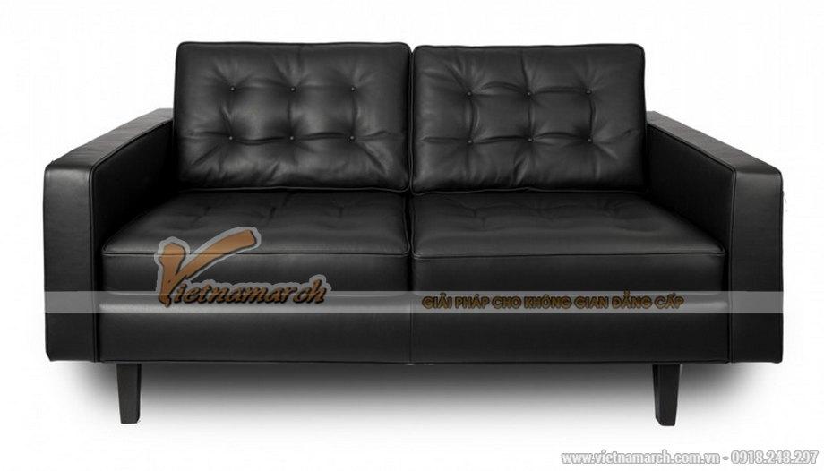 Mẫu ghế sofa da văng ấn tượng nhất năm 2016 - 01