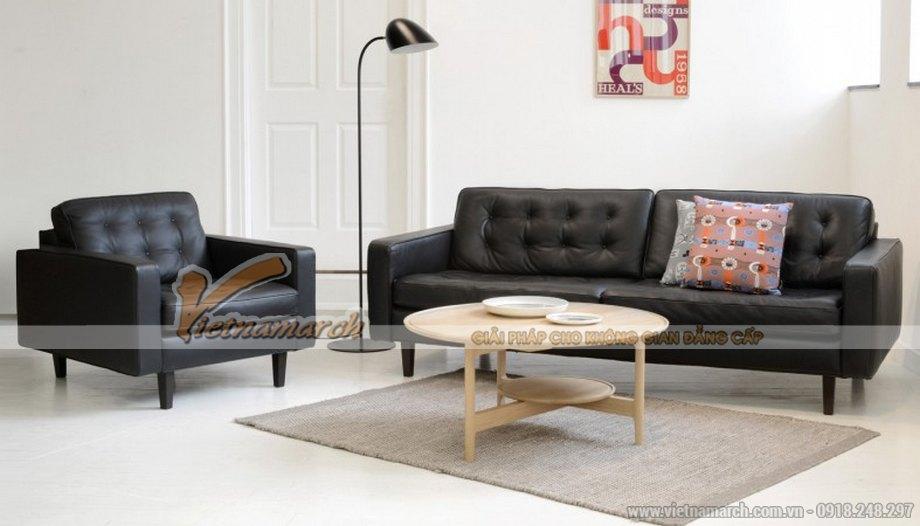 Mẫu ghế sofa da văng ấn tượng nhất năm 2016 - 02