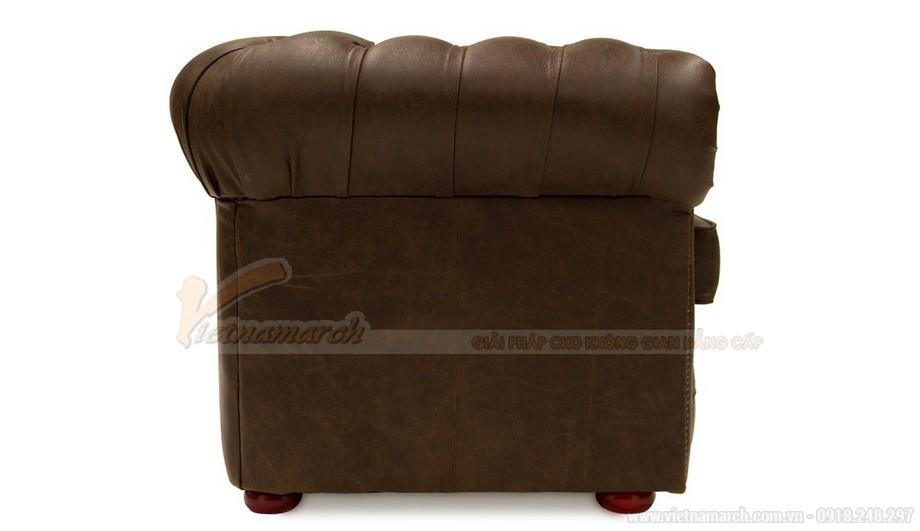 Mẫu ghế sofa da văng cổ điển sang trọng và đẳng cấp - 04
