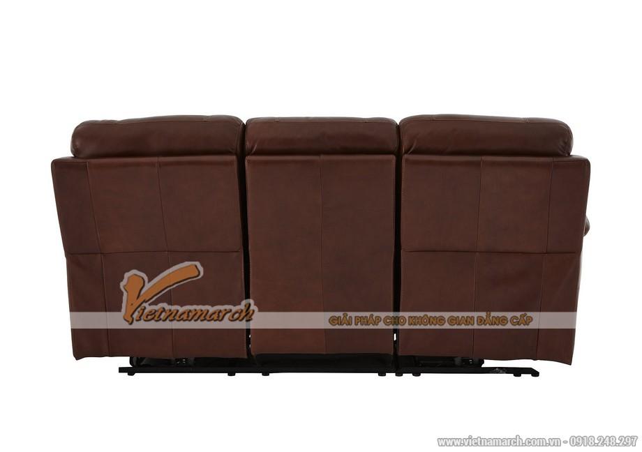 Mẫu ghế sofa da văng lý tưởng cho không gian phòng khách - 05