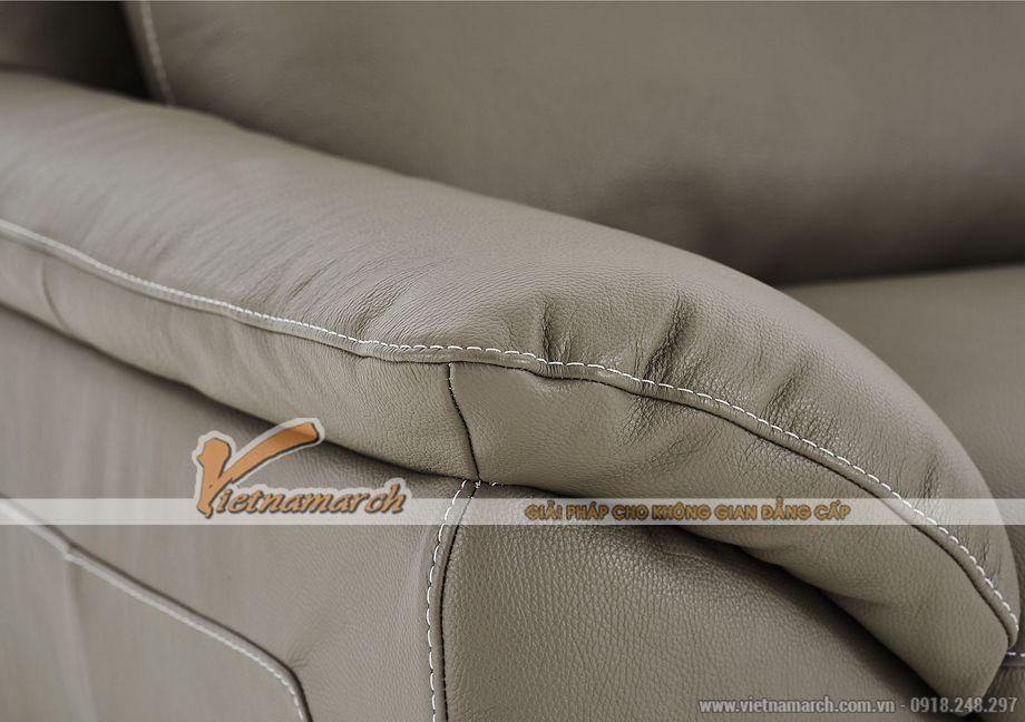Mẫu ghế sofa văng xinh xắn cho không gian phòng khách - 04