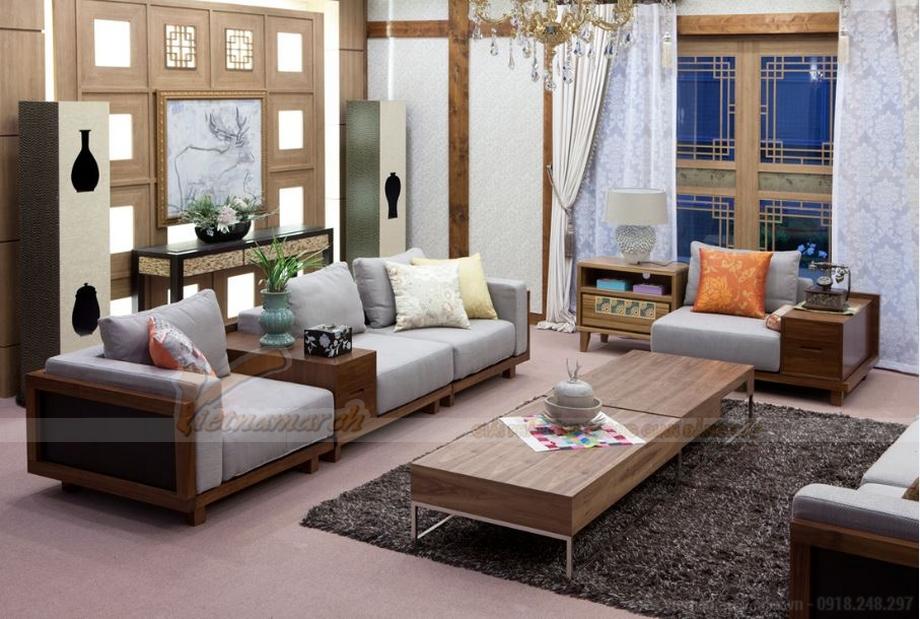 Bài trì ghế sofa cho phòng khách hợp phong thủy cực kỳ thú vị từ chuyên gia