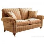 Mẫu ghế sofa văng bọc vải phong cách tân cổ điển quý phái – Mã: SVC-050