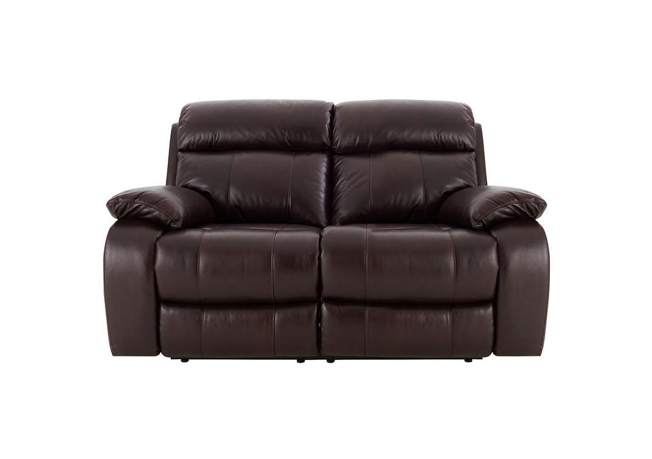 Mẫu ghế sofa văng chất liệu da thật từ Ý - 03