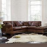 Ghế sofa góc bọc da chân gỗ Lim vững chắc – Mã: SDG-067