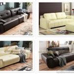 Mẫu ghế sofa da văng cao cấp Mã: SDV-023