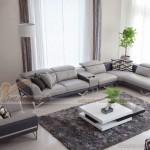 Mẫu sofa góc Hàn Quốc hiện đại cho nhà thêm sang Mã: SDG-016