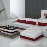 Nên chọn sofa da hay sofa nỉ cho phòng khách?