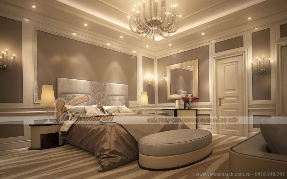 """Ánh sáng """"ngàn sao"""" đã tô điểm cho căn phòng ngủ thêm ấm cúng"""