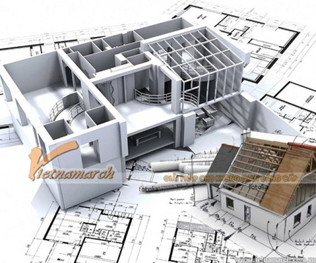 Thiết kế kiến trúc Vietnamarch