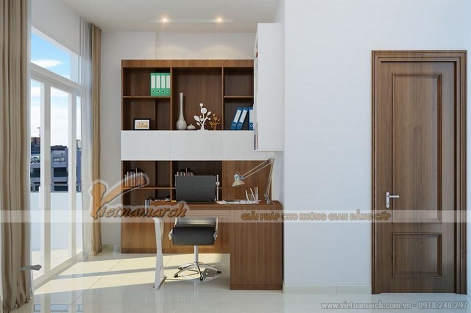 Cảm hứng tràn đầy với thiết kế thông minh cảu phòng làm việc
