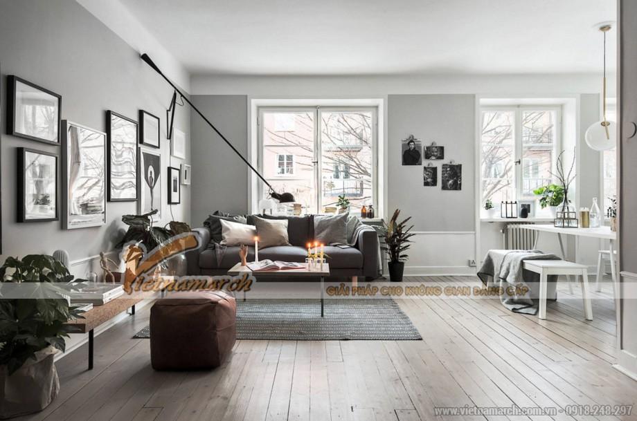 Đơn giản, nhẹ nhàng tạo nên sự sang trọng và thanh lịch cho những không gian nhỏ
