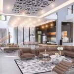 Phương án thiết kế nội thất tối ưu cho căn biệt thự song lập Hoa Anh Đào – nhà chị Hòa