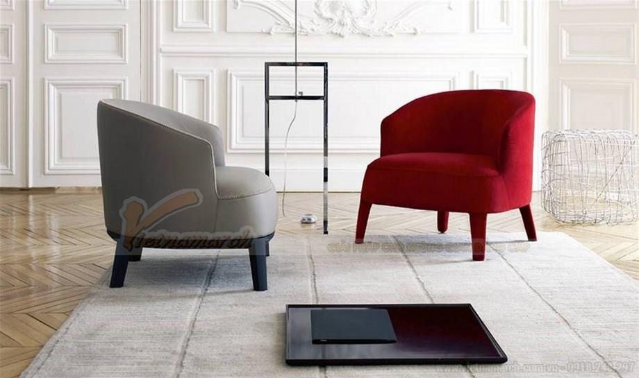 Cách bài trí ghế sofa phòng khách đẹp, khoa học - 06