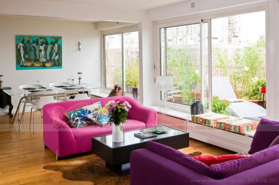 Cách chọn ghế sofa phòng khách hợp mệnh - 06