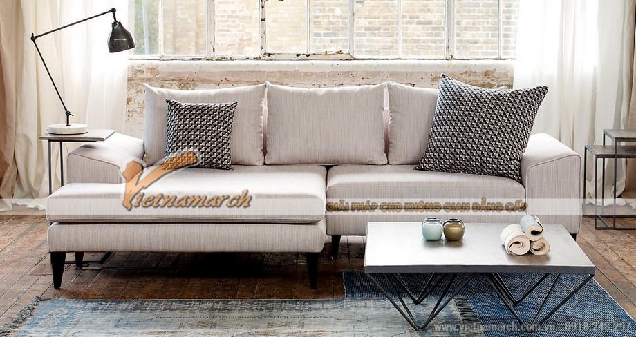 Cách chọn ghế sofa phù hợp với kiểu gia đình - 02